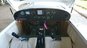 SD-2 Cockpit